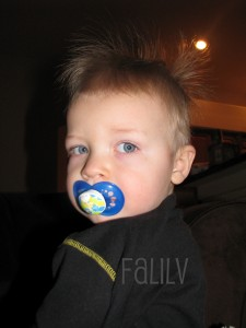 Baby Blue Eyes, Handsome Baby, Family and Life in Las Vegas