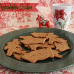 Swedish Pepparkakor Cookie Recipe