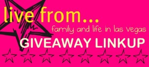 """Giveaway Link-up"" ""Giveaway List"" ""Family and Life in Las Vegas"""
