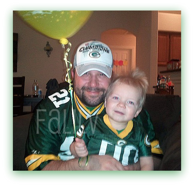 """""""Packers Fans"""" """"Green Bay Packers"""" """"Father Son"""" """"Family Life"""" """"Family and Life in Las Vegas"""""""