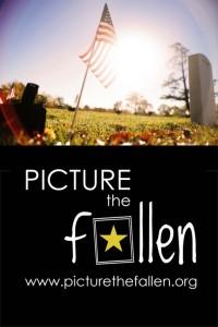 """Jessica Dumont-Oatman"" ""Picture the Fallen"" ""Arlington National Cemetary"""