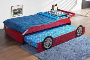 """Toddler Bed, """"Family and Life in Las Vegas"""""""