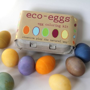 """Natural Egg Dye"" 'Eco Egg"" ""Easter Egg Dye Kit"""