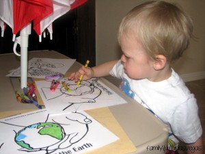 """""""Earth-Day"""" """"Coloring"""" """"Toddler Art"""""""