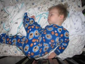 """""""Toddler Sleep Routine"""""""