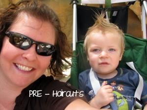 """""""1st Hair Cut"""" """"Haircut for toddler"""" """"Pixie Cut"""""""