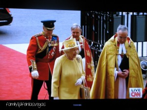"""Royal Wedding"" ""William & Kate"" ""Queen Elizabeth's Hat"""