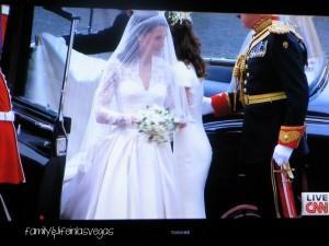 """Royal Wedding"" ""William & Kate"" ""The Dress"""