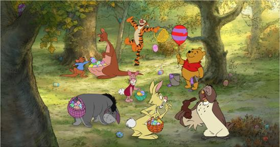 """""""Winnie The Pooh"""" """"Free Coloring Pages"""" """"Family Life"""" """"Easter"""" """"Disney"""""""