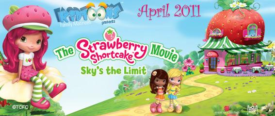 """Kidtoons"" ""Strawberry Shortcake"" ""Movie"" ""family movies"""