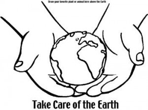 """""""Earth Day"""" """"Coloring Pages"""" """"Green Living"""""""