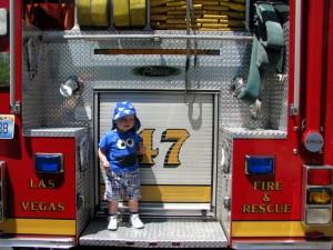"""""""Fire Truck"""" """"Fire Truck Tour"""""""