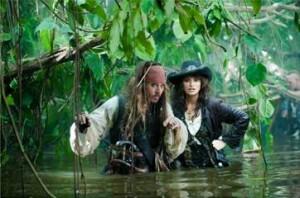 """Disney"" ""Pirates of the Caribbean"""