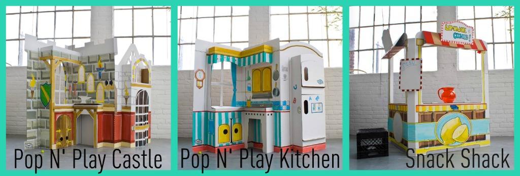 """Build-a Dream Playhouse"" ""Eco-friendly Toys"" ""Imaginative Play"""
