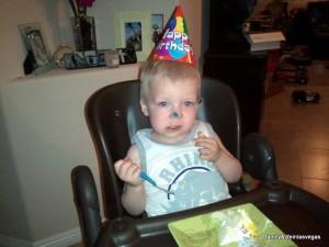 """""""Birthday Cake"""" """"Happy Birthday"""" """"2 year-old birthday"""""""