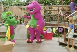 """""""Barney 1-2-3 Learn"""" """"Preschool Learning"""" """"Preschool Dvd"""""""