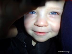 """""""Toddler"""" """"Blue Eyes"""""""