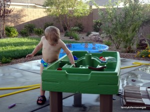 """""""Summertime"""" """"Sand and Water Table"""""""