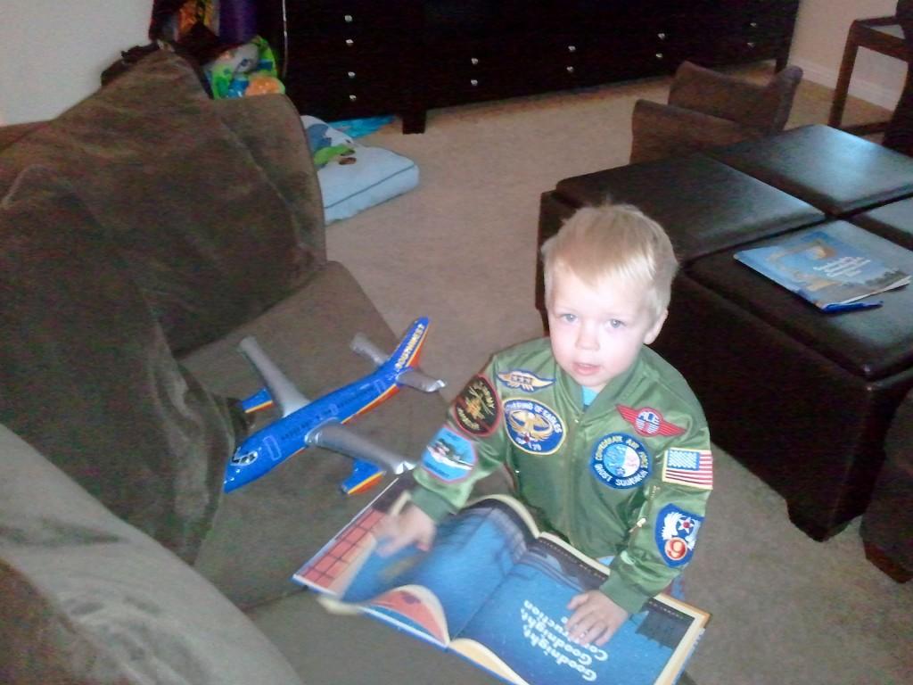 """Toy Airplane"" ""Pilot Costume"""