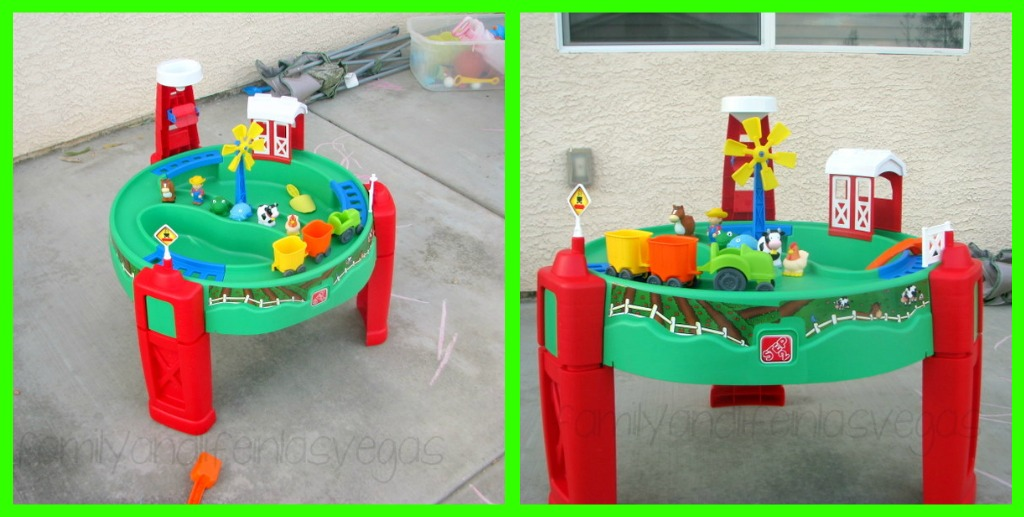 """""""Step2 Toys"""" """"Sand & Water Table Review"""" """"Water Play for Toddlers"""""""