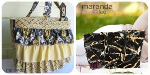 """Handmade"" ""Etsy"" ""Maranda Lee Designs"" ""Hot Mama Handbags"" ""Handbag"" ""Handmade Purse"""