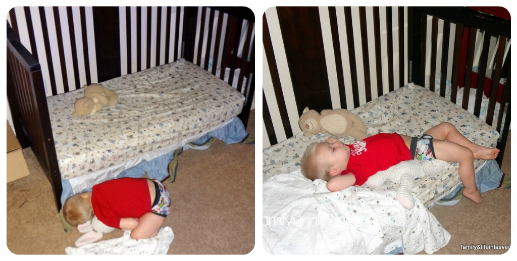 """""""Toddler Bed"""" """"Transitioning to Toddler Bed"""""""
