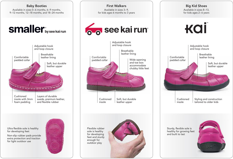 """""""Kids Shoes"""" """"Toddler Shoes"""" """"Children's Shoes"""" """"See Kai Run"""""""