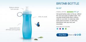 """Brita Challenge"" ""Water"" ""Drink More Water"" ""Brita Water bottle"""