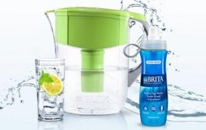 """""""Brita Challenge"""" """"Brita Water Pitcher"""" """"Brita Water Bottle"""""""