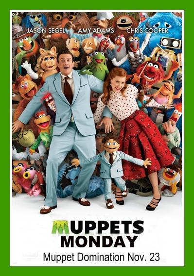 """Disney"" ""The Muppets"" ""Disney's The Muppets"" ""Muppet Monday"""