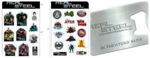 """""""DreamWorks Pictures"""" """"Real Steel Movie"""" """"Giveaway"""""""