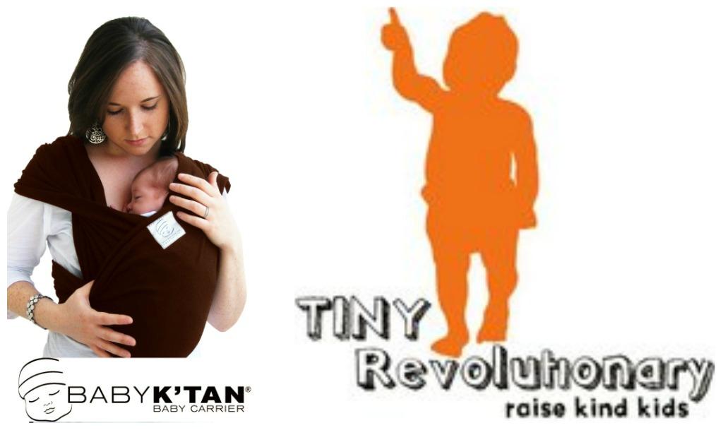 """""""Tiny Revolutionary"""" """"Baby K'tan"""