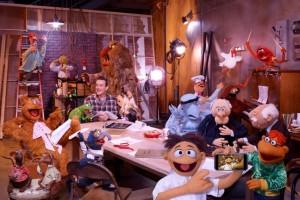 """Jason Segel"" ""Disney's The Muppets"" ""The Muppets"""