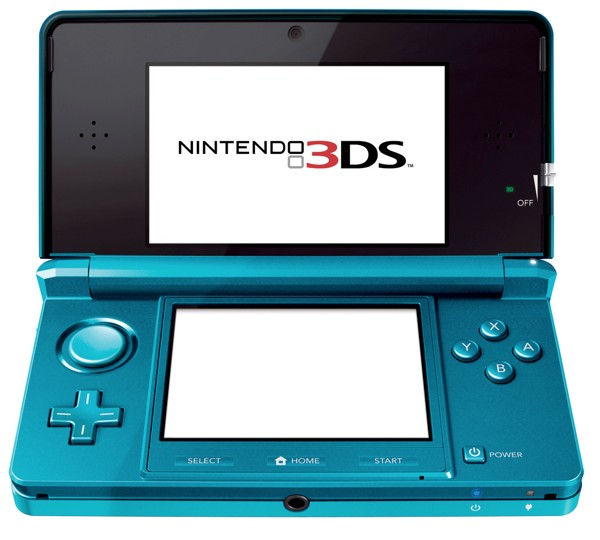 """Nintendo"" ""Hand held video gamer"""