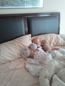 """Sleeping Child"" ""Sleep"""