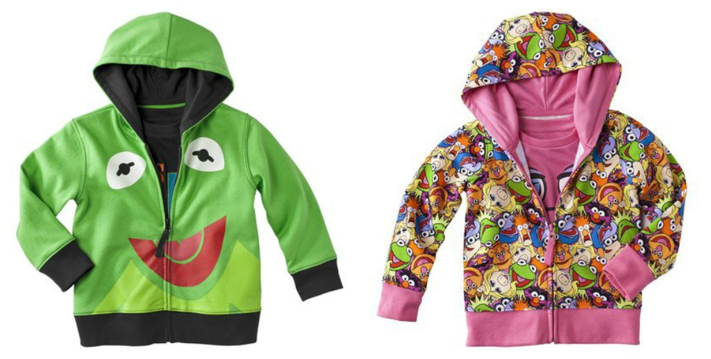 """The Muppets"" ""The Muppets Apparel"" ""Muppets Apparel for Kids"" ""Kermit and Miss Piggy"" ""Disney"""