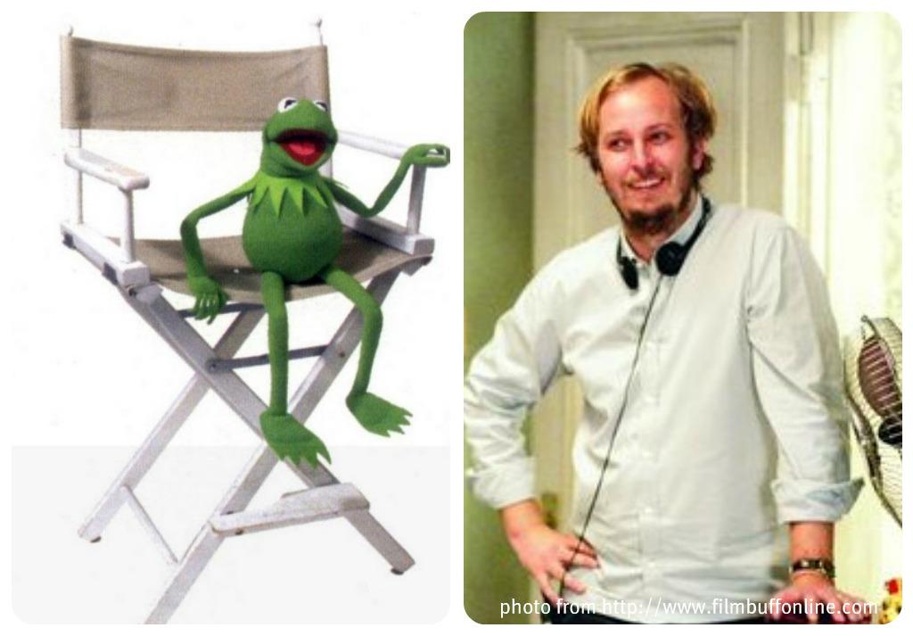 """James Bobin"" ""Kermit The Frog"" ""Disney's The Muppets"""