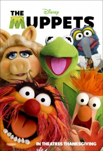 """""""Disney's The Muppets"""" """"Muppets Movie"""" """"Muppet Movie Review"""""""