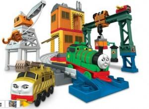 """Megabloks"" ""Thomas & Friends"" ""Toys for 3 yo boys"""