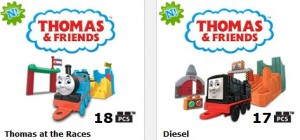 """MegaBloks"" ""Thomas & Friends"" ""Toys for 3 year old boy"""