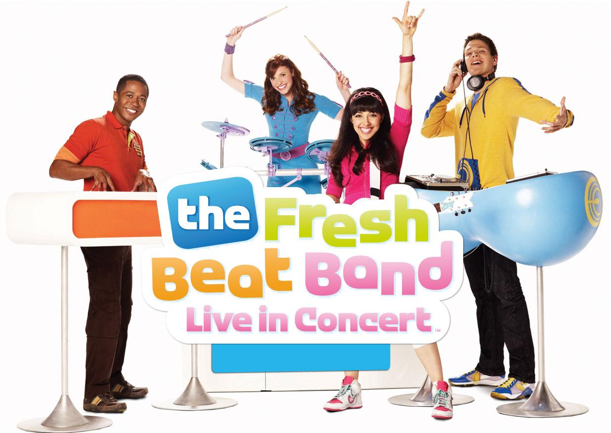 """""""The Fresh Beat Band"""" """"Nickelodeon"""""""