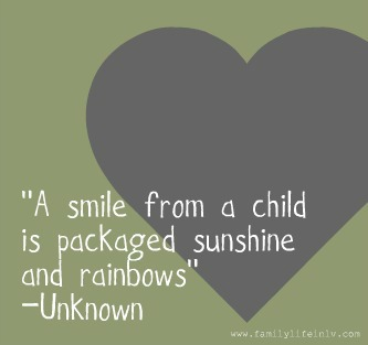 A smile from a child Dear Squishy/Wordless Wednesday   Our