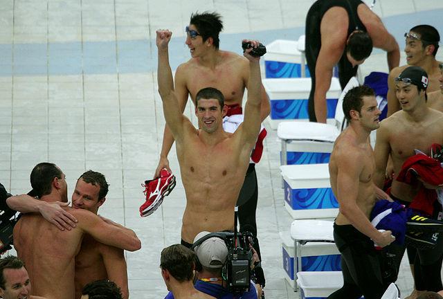 """London Olympics"" ""USA Swimming"" ""London 2012 Olympics"" ""Michael Phelps"""