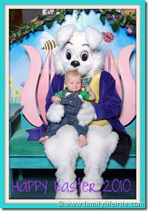 Silly Easter Bunny Picture