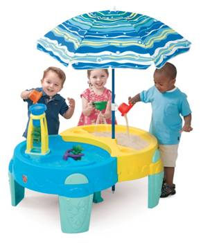 """""""Summer Toys"""" """"Sand Table"""" """"Water Table"""" """"Step2"""""""