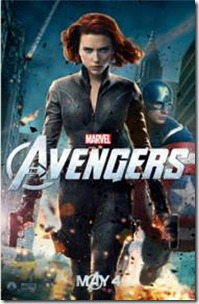 The Avengers - Black Widow
