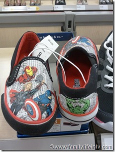 The Avenger's Shoes