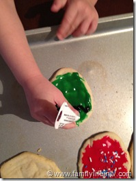 Avengers Cookie Decorating (2)