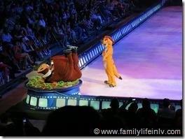 Disney on Ice Lion King Pumba