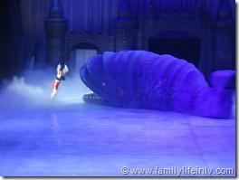 Disney on Ice Whale